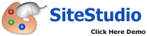 Free SiteStudio with EHostOne web hosting, php web hosting, affordable web hosting Plans